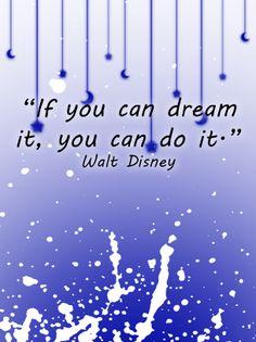 Motivational Quotes Walt Disney
