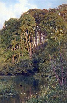 Осенние пейзажи Harold Sutton Palmer, Великобритания. Обсуждение на LiveInternet - Российский Сервис Онлайн-Дневников