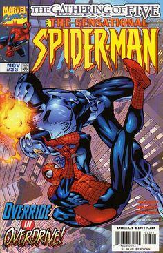 Image result for spider-man sensational 33