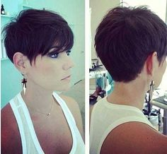 If you have never ever had a pixie haircut then there is no possible way for you to know just how outstanding you will look at truly feel &#8211 each at th