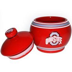 Ohio State Buckeyes Gametime Jar - Everything Buckeyes - OSU Fan Shop