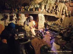 Salento antique crafts Nativity scene Tricase - presepe vivente