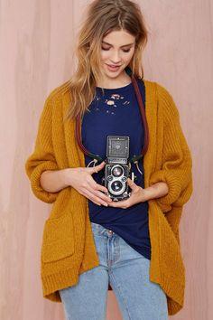 Sarah Frances Kuhn Frou-Frou Super Deluxe Camera Strap  