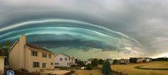 35 superbes photos qui montrent la toute puissance des cieux, quand la nature se fâche Illinois, États-Unis