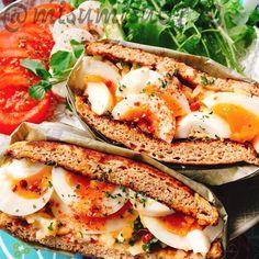 悪魔のサンドイッチ⁉︎「デビルサンド」に魅了される人が続出中 - macaroni