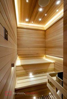 Sauna Für Zu Hause & Gewerblich, Moderne Hochwertige Saunen | Home ... Sauna Designs Zu Hause