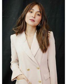 Kathryn Bernardo Hairstyle, Filipina Actress, Creative Shot, Jenner, Anime Girl Cute, Celebs, Celebrities, Hair Inspo, Asian Beauty