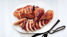 Cider-Brined Turkey with Star Anise and Cinnamon Recipe