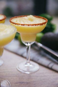 Frozen Picante Pineapple Margaritas – The Londoner
