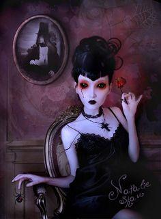Natalie Shau의 작품입니다.