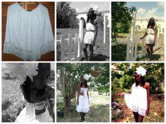 3 way thread crochet skirt made by me :)