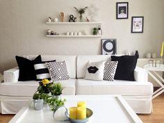My Style My House - Dekorasyon Blogu ve Online E-Dekor Kursu: Modern Evlerde Duvar Dekorasyonu