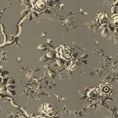 Tapet: Ralph Lauren, blommig
