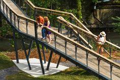 Masonic_Amphitheatre-and-Smith_Creek_Pedestrian_Bridge-07 « Landscape Architecture Works   Landezine