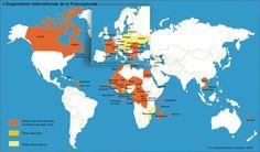Les pays francophones FR3 mount Vernont Catherie Ousselin