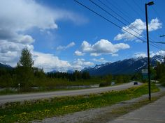 Rocky Mountains near Kimberley and Cranbrook, BC. Rocky Mountains, British Columbia, Canada, Nature, Travel, Viajes, Traveling, Nature Illustration, Off Grid