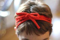 A Quartet of Headbands - Knitting Patterns and Crochet Patterns from KnitPicks.com