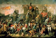 When Gods Collide – Hannibal and Scipio – Titanic Military Rivalries From The Ancient World - War Historical Photos Alexander Of Macedon, National Geographic, Hannibal Barca, War Elephant, Punic Wars, Last Battle, History Online, Alexander The Great, North Africa