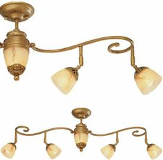 Bruck lighting eco single circuit tracks components ceiling eurofase 16260 5 light fixed monorail track from the astoria collection 22200 the royal gold lighting salelighting aloadofball Choice Image