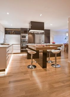 1000 Images About Ultra Modern Kitchen Islands And Carts