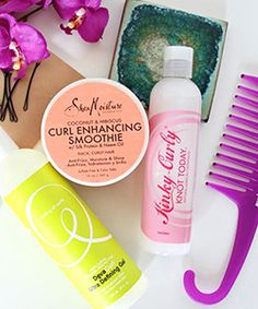 The 10 Most Popular Curly Hair Products