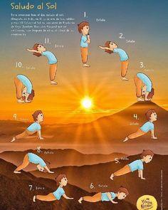 Kids Yoga Poses, Yoga For Kids, Exercise For Kids, Yoga Mantras, Yoga Meditation, Physical Activities For Kids, Childrens Yoga, Sleep Yoga, Relaxing Yoga