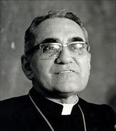 """Oscar Romero, Catholic Archbishop of San Salvador, assasinated on 24 March 1980 by a right wing group, because he spoke on behalf of the poor and the opressed. He was declared """"Servant of God"""" by P..."""