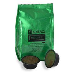 Superisparmio |Ģ&Ģ|'s Post 100 Capsule A Modo Mio  100 capsule caffè compatibili LAVAZZA A MODO MIO - BARISTA limited  Oggi a solo 13.90    http://amzn.to/2z8fW90