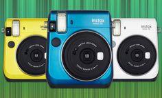 Fujifilm's new Instax Mini 700 instant camera