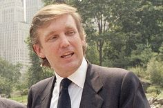 It was New York in the early 1970s. He arrived in a white Cadillac convertible. And had no cash to pay for dinner... HE IS BORING, ALL SHOWMANSHIP. JUST BECAUSE HE SAYS HE IS GOING TO SOMETHING, DOESN'T MEAN HE WILL. HE CAN'T EVEN GET THE BASICS RIGHT BECAUSE IT'S ALL ABOUT DONALD! PROVEN ONCE AGAIN THERE IS NO SUBSTANCE TO THE MAN... BE VERY CAREFUL AMERICA. 'WORLD'S NUMBER1 CHARLATAN!..