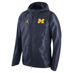 Jordan College Hyper Elite Game (Michigan) Men's Basketball Jacket, by Nike  Size Medium (Blue) - Clearance Sale