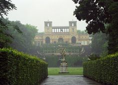 Orangery Palace (Potsdam, Germany) Berlin Germany, Potsdam Germany, Wonderful Places, Beautiful Places, Brandenburg Germany, Travel Around The World, Around The Worlds, Germany Castles, The Cloisters
