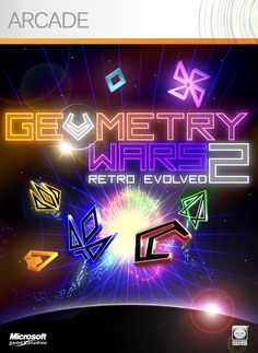 Geometry Wars: Retro Evolved 2. Every once in a while it's nice to be reminded that not all games need great stories or set piece moments to be genuinely amazing. An excellent throwback to score-based arcade games.