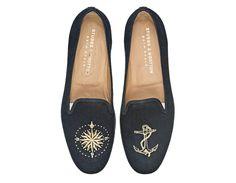 Slippers dété Stubbs & Wooton http://www.vogue.fr/mode/shopping/diaporama/slippers-de-printemps/13053/image/750499#!slippers-d-039-ete-stubbs-amp-wooton