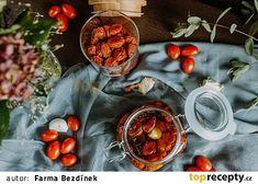 """Sušená """"Bezdínkovská"""" rajčátka recept - TopRecepty.cz Vegetables, Ethnic Recipes, Food, Essen, Vegetable Recipes, Meals, Yemek, Veggies, Eten"""