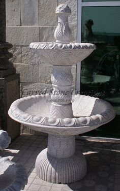 Are You Thinking Of Adding A Custom Stone Fountain To Your Landscape? View  Some Of Our Recent Designs In Our Ideas Gallery. Click On The Photo To Vu2026