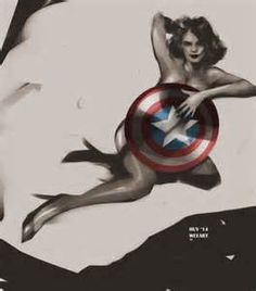 Peggy Carter Art - Bing images