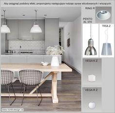 #oświetlenie #lampy #lamp #kuchnia #aranżacja #home #design #LEDaTEC
