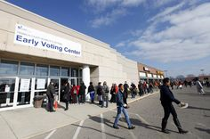 """To Republicans, it's merely """"streamlining election administration."""" To Democrats, it's """"voter suppression."""" Either way, Ohioans would have a week less to vote in future elections under a bill that passed the Republican-dominated Senate yesterday by a party-line vote of 23-10."""