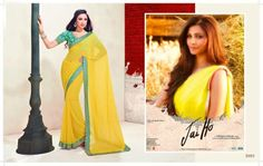 """Jai Ho"" Official Launch Beautiful Saree Dresses 2014 15 ""Jai Ho"" Official Launch Beautiful Saree Dresses 2014"