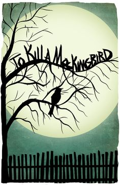 To Kill A Mockingbird Poster- Pollard Theater by Jared Blount, via Behance