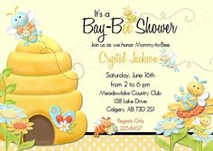 I like the saying at the top bumble bee baby shower invitation bumble bee baby shower invitations baby shower for parents filmwisefo Choice Image