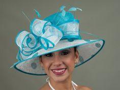 Sinamay Hat 112032: Amazon.com: Clothing
