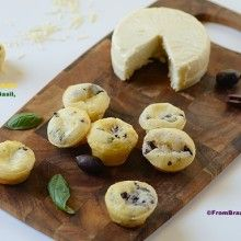 Brazilian Cheese Rolls with Kalamata, Basil, and Feta...Get Yours! | From Brazil To You