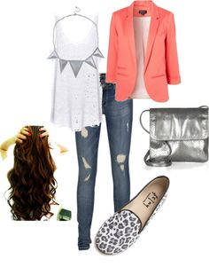 """simple going out outfit"" by sagravel on Polyvore"