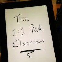 My First 3 Days In A iPad Classroom - Edudemic- great ideas for ipads Flipped Classroom, Music Classroom, Future Classroom, Teachers Toolbox, Teacher Tools, Teacher Stuff, Teaching Technology, Educational Technology, Technology Integration