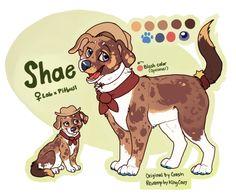 Shae+ref+by+KingCavy.deviantart.com+on+@DeviantArt