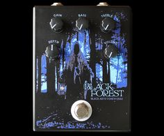 Black Forest | Black Arts Toneworks