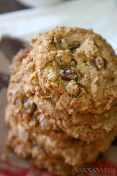 oatmeal coconut cookies --leave out chips MIH Recipe Blog: Gluten Free