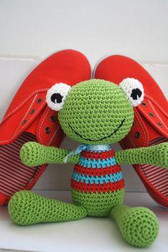 Felix the Frog | lilleliis